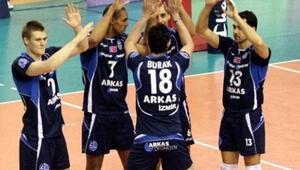Arkas Spor, kupada Fenerbahçe ile karşılaşacak