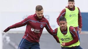Trabzonsporda Rodallega döndü Yusuf, Sosa ve Hosseini ise...