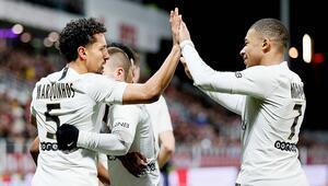 Dijon 0-4 PSG (MAÇ ÖZET)