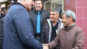 Bakan Ersoy Milasta tarihi yerleri gezdi