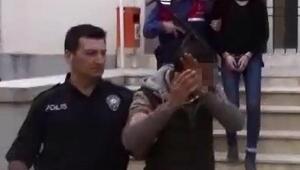 Denizlide 103 gram eroinle yakalanan 4 şüpheli tutuklandı