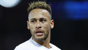 Neymar şimdi yandı Küfür etmişti...