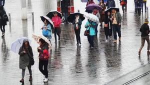 Son dakika... Meteorolojiden ülke geneline yağış uyarısı