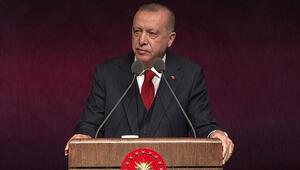 Cumhurbaşkanı Erdoğan: Dünyada bir zalim aranacaksa ta kendisi sensin