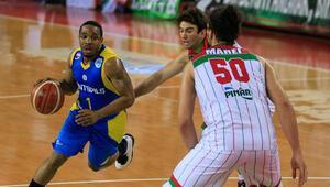 Pınar Karşıyaka, çeyrek finalde