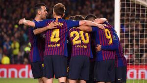 Barcelona güle oynaya turladı