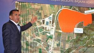 AK Parti Selçuk adayı Başterzi 12 projesini açıkladı