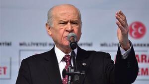 Son dakika: MHP lideri Bahçeliden önemli açıklamalar
