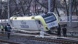 TCDDden raydan çıkan trenle ilgili açıklama