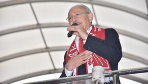 Kemal Kılıçdaroğlu: Biz Mustafa Kemalin, cumhuriyeti kuranların partisiyiz