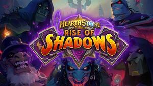 Hearthstone Rise of Shadows genişleme paketi geliyor
