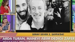 Arda Turan, Zafer Çikanın cenazesine katıldı mı