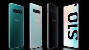 Samsung Galaxy S10 serisi Türkiyede İşte fiyatlar