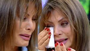 Seray Severin gözyaşları...