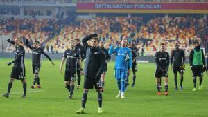 Beşiktaşın 2000. maç heyecanı
