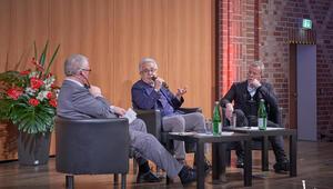 Zülfü Livaneli, Nürnberg Türkiye Film Festivaline konuk oldu