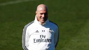 Zidaneın 1 numaralı hedefi açıklandı