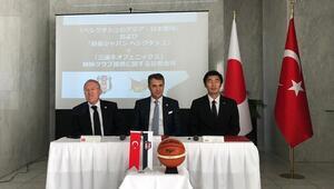 Beşiktaşa Japonyadan kardeş kulüp