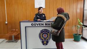 Polis karakoluna 'güven masası' kuruldu