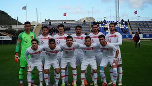 Ümit Milli Takımının Arnavutluk maçı aday kadrosu açıklandı