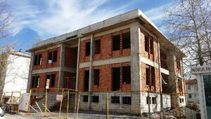 Başkan Tutal: Yeni KOMEK binası eğitime değer katacak