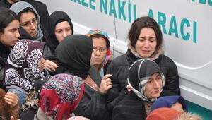 Kazada ölen İremden Somada toprağa verildi
