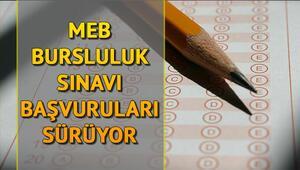MEB Bursluluk Sınavı başvuruları başladı İOKBS başvurusu nasıl yapılır