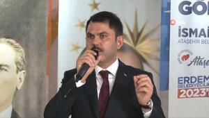 Bakan Kurum: Vatandaşın rızası olmayan hiçbir işi yapmayacağız