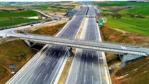 Kuzey Marmara Otoyolunun Çatalca-Yassıören kesimi açılıyor