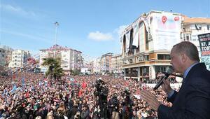 Son dakika: Cumhurbaşkanı Erdoğandan Kılıçdaroğluna sert sözler