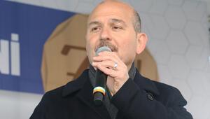 İçişleri Bakanı Soylu: 'Türkiye'ye başka bir kumpas hazırlıyorlar'