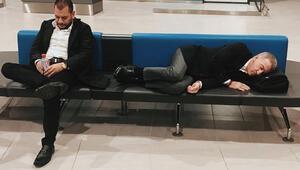 Ahmet Ağaoğlu, CAS yorgunu