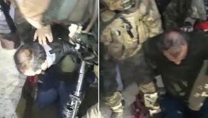 Kamu görevlilerine suikast girişimi faili terörist, köyde yakalandı