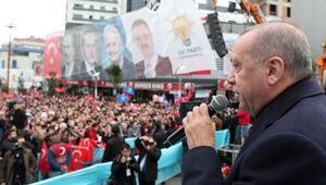 Cumhurbaşkanı Erdoğandan Netanyahuya: Oğlunun kulağını çek