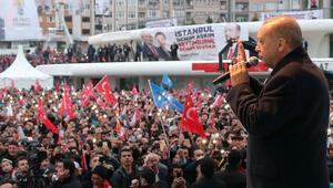 Cumhurbaşkanı Erdoğan: 31 Martın ardından 4.5 yıllık kesintisiz icraat dönemi olacak.