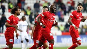 Antalyaspor 3-0 Aytemiz Alanyaspor