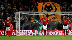 Manchester United, İngiltere Federasyon Kupasına veda etti