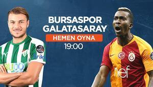 Bursasporun iddaa oranında büyük düşüş G.Saray son 5 deplasmanda...