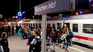 Can güvenliği için ülkesinden kaçıp geldikleri Almanya'da saldırıya uğradılar