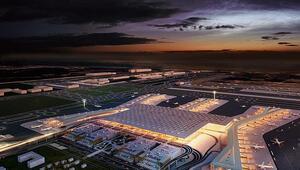 İstanbul Havalimanı 7 Nisanda tam kapasiteye geçiyor