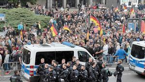 Sokakta insan avına çıkılan Chemnitz davası başlıyor