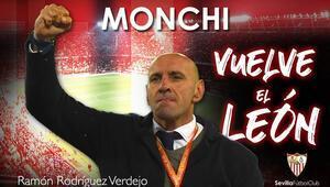 Monchi yeniden Sevillada