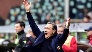 Juventusun ligde ilk yenilgisi Prandelliden