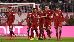 Bayern Münihten Mainza yarım düzine gol