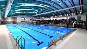 Bakırçayın ilk yarı olimpik havuzu Bergamada açıldı