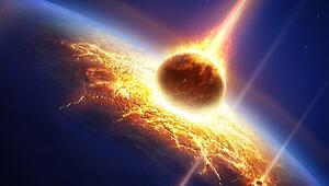 NASA atmosferde dev meteor patlaması tespit etti