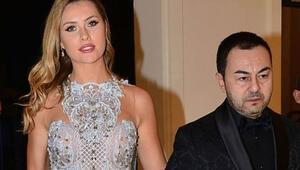 Mahkemeye başvurdu iddiası Serdar Ortaç ve Chloe boşanıyor mu