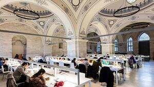 Beyazıt Devlet Kütüphanesi, dünyanın en güzel 10 modern kütüphanesi arasında