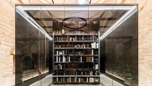Beyazıt Kütüphanesi dünyanın en iyileri arasında
