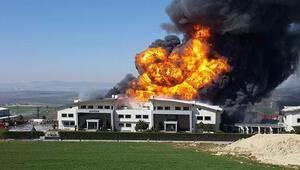 İBB'den Arnavutköy'deki fabrika yangını açıklaması